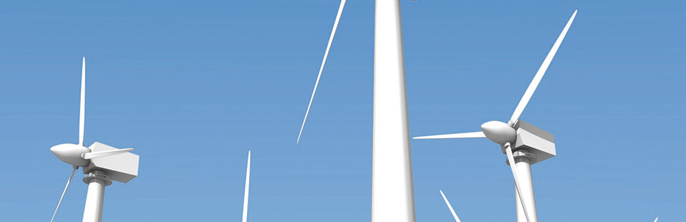 CLEANING AND MAINTENANCE OF WIND FARMS