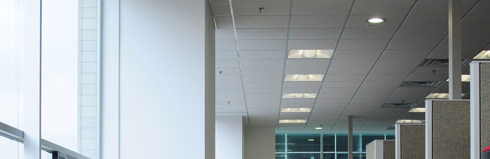 CLEANING AND RENOVATION OF FALSE CEILINGS
